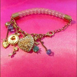 Women's Charm Bracelet- Lot of 3 Bracelets